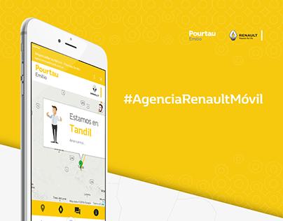 #AgenciaRenaultMovil