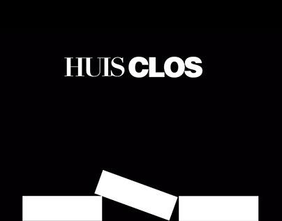 HUIS CLOS - Générique d'ouverture
