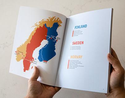 Photo Journal of a Scandinavian Vacation