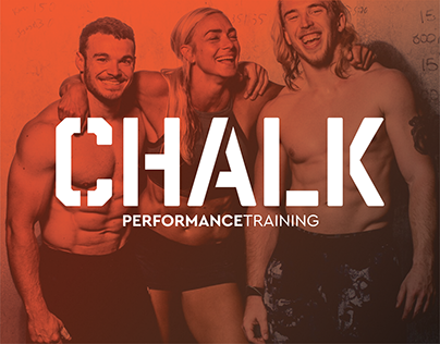 Chalk Performance Training - Complete Rebranding