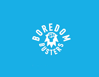 Boredom Busters Branding