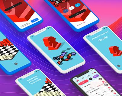 ChessFriends Ux/Ui Concept