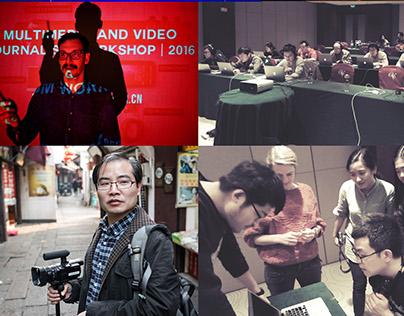 Workshop Multimedia & Video Journalism - Shanghai