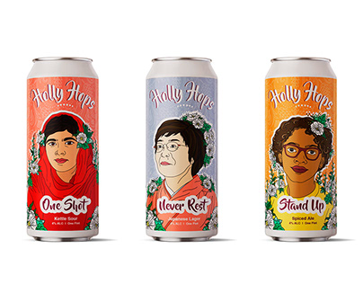 Senior Design Thesis: Holly Hops Brewing