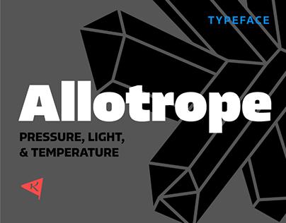 Allotrope Font