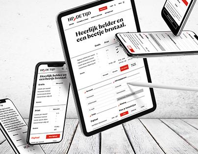 HP/De Tijd - Nederlands opinieblad
