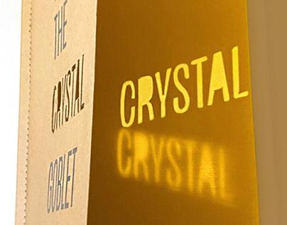 The Crystal Goblet | Booklet Design