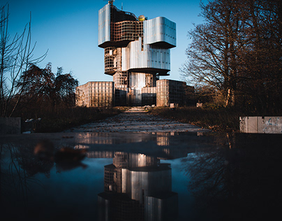 Abandoned Croatia - Petrova Gora Monument
