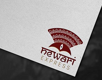 Newari Express Logo Design