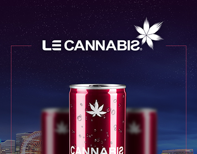 LE CANNABIS - Isn't a Drink it's the Joy of Life