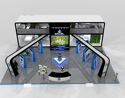 arkel exhibitions stand
