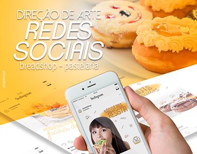 Social Media Kit - Bakery