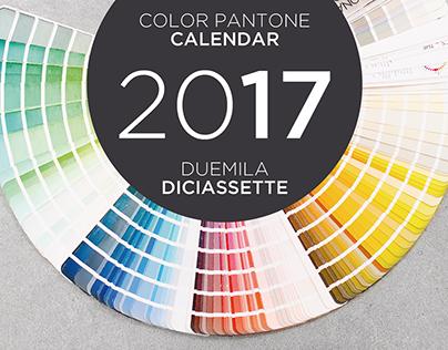 Grafiche Puntoffset - 2017 Calendar