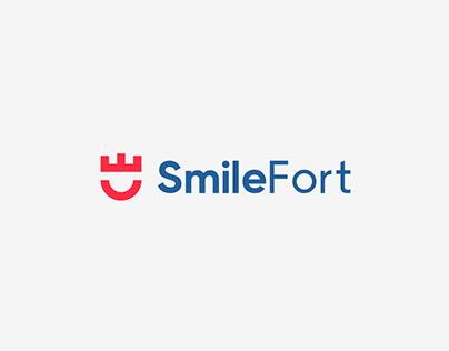 Smile Fort - Logo Branding