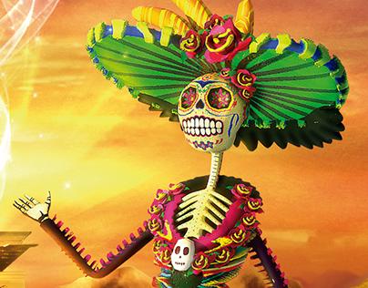 Cirque du Soleil Mexico - Alebrijes