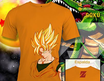 Dragon Ball Z Collection: Goku & Vegeta
