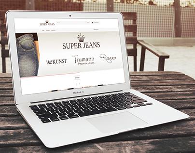SuperJeans Store