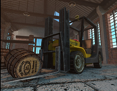 Warehouse [3D Project]