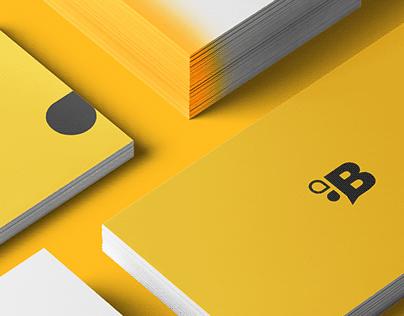 BeeTeam Logo design & Brand identity