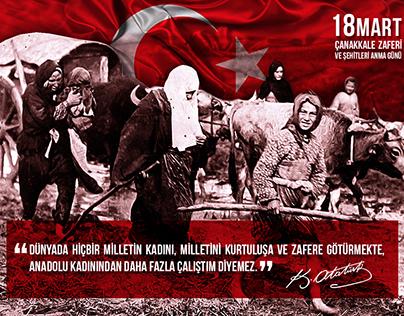 ÇANAKKALE / GALLIPOLI 1915