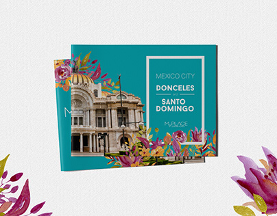 Brochure My Place | Airbnb places in Mexico
