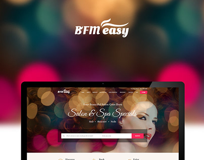 BFM Easy - Web development