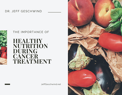 Healthy Nutrition During Cancer Treatment