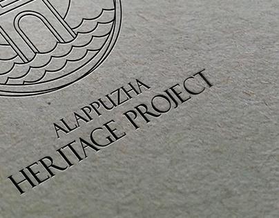 Alappuzha Heritage Project - Logo Concept