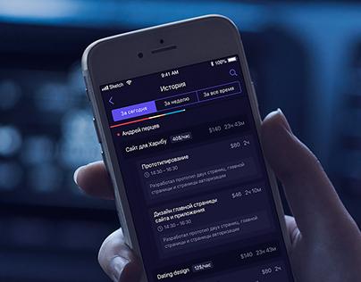 Timer.Works – application for freelancers