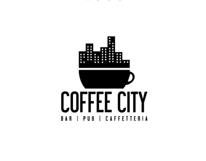 Coffee City - Brand Identity