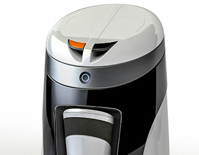 Duple- Coffee Machine
