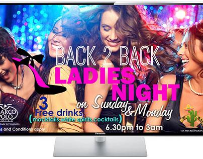 TV Screen Slides