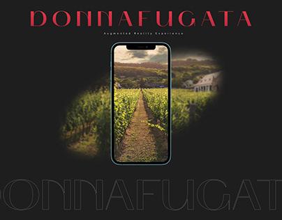 Donnafugata AR App - Mobile App UX/UI & Logo design