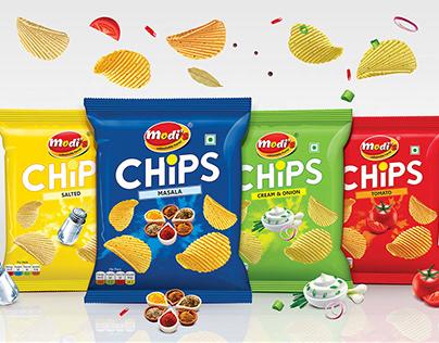 Snacks Packaging & Branding