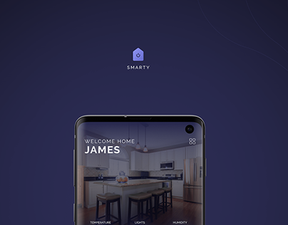 Smarty | Smart home application