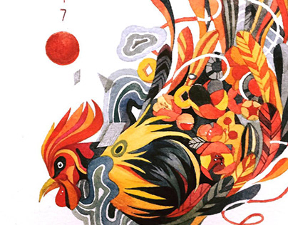 Year of the Rooster - Vietnam
