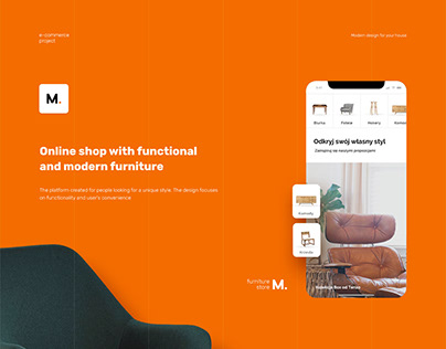 M. - furniture store