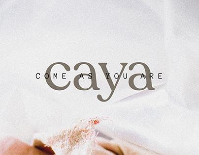 CAYA - eCommerce Website