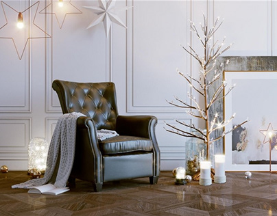 Furniture Design Viz for In-Store Promo Matererials