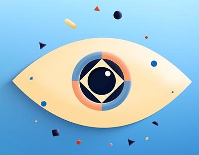 Mind's eye animation