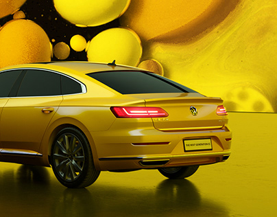 Volkswagen CC 2018 | Sense of Beauty