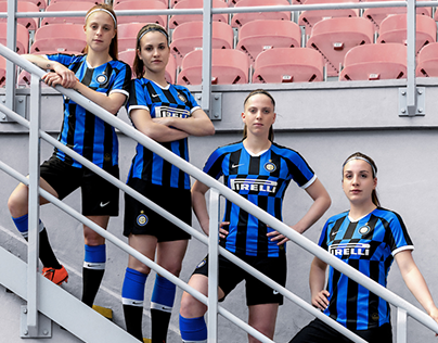 NIKE FOOTBALL INTER HOME JERSEY 2019/2020