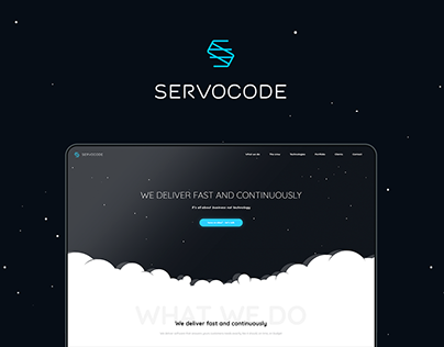Servocode. Creative Agency