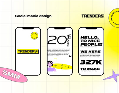 Social Media | TRENDERS