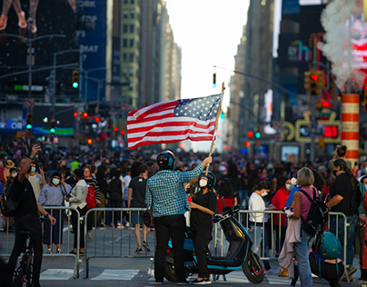 NYC Election Celebration