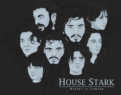 House Stark Poster