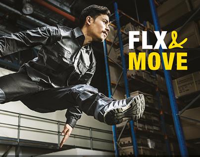 FLX & MOVE - BISLEY WORKWEAR