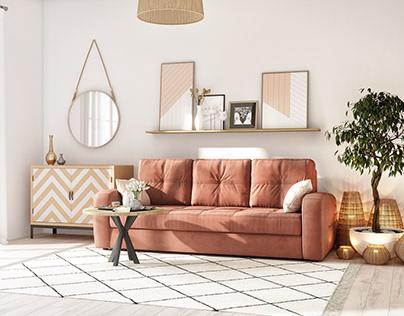 "manufacturer of sofas ""D1 studio"""