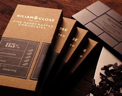 Fine Handcrafted Chocolates - Kilian & Close