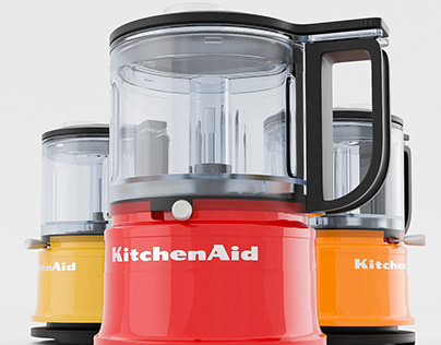 3D: Kitchenaid